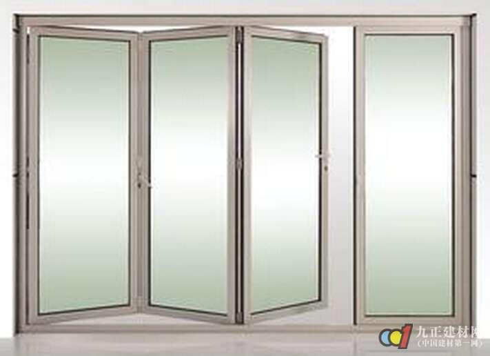 不锈钢折叠门图片