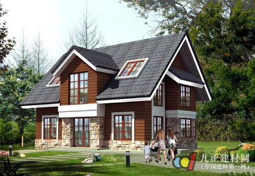 晋马绿宅:农村住房未来发展方向