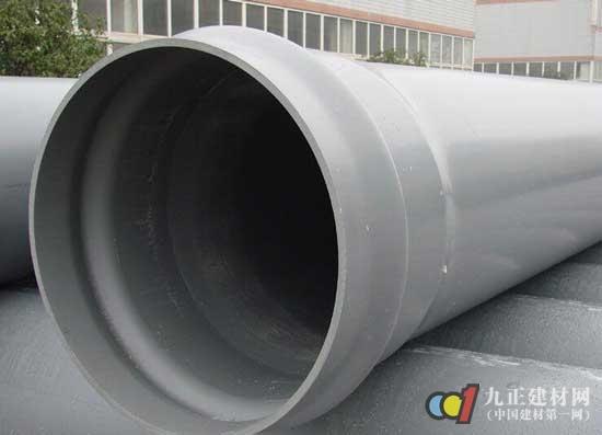 PVC M管材性能特点 PVC M管材的连接方法 PVC M管材施工规范