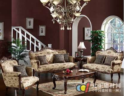 简约美式家具图片