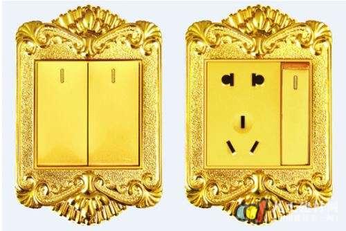 奥珀铜质家居新辟开关插座高端市场,支持DIY