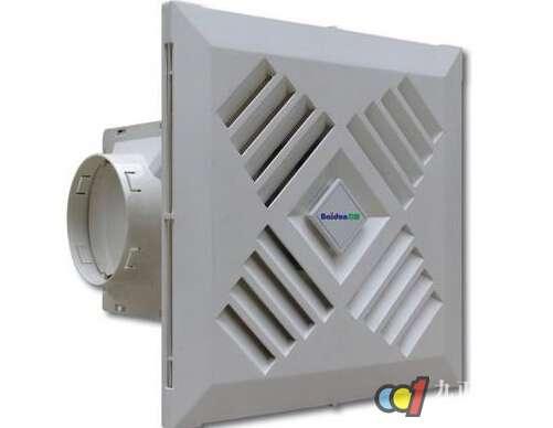 卫生间换气扇的安装位置最好靠近马桶或者靠近淋浴的地方,能够将异味
