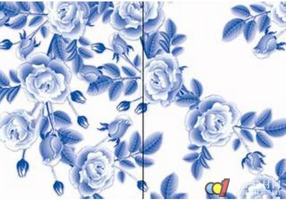 """青花瓷瓷砖历经数百年风霜,至今魅力依旧,凭着古朴典雅、清新脱俗的韵味,依然是流行元素。青花瓷瓷砖不仅具备实用功能,还衍生出装饰功能,其高雅流畅的花纹,能品看到""""自顾自美丽""""的青花瓷瓷砖高雅隽永的身影。 青花瓷砖被用以装饰卫生间比较多,卷草纹以柔和的波纹组成了连续的卷曲纹样,体现出生命蓬勃和绚烂。"""