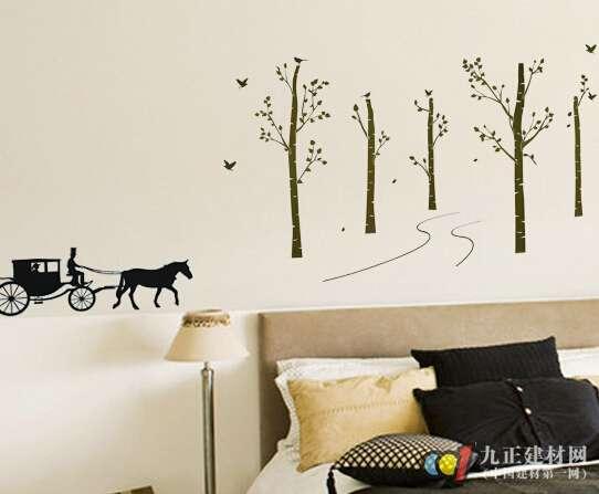 【墙贴画】 - 墙贴画的价格