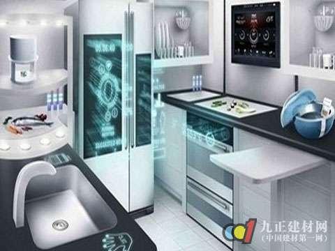 智能家居:客厅场景后 智能厨房成下一个风口