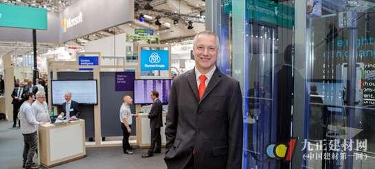 全球首个预测性解决方案蒂森克虏伯电梯max亮相德国
