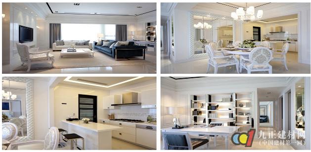专业施工,主材家具,软装配饰,智能家居于一体的1站式家装定制服务.图片