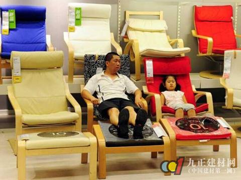 美媒:宜家拒不招回在华问题家具