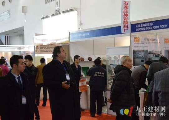 中国干混砂浆第一展 17年亮相北京老国展