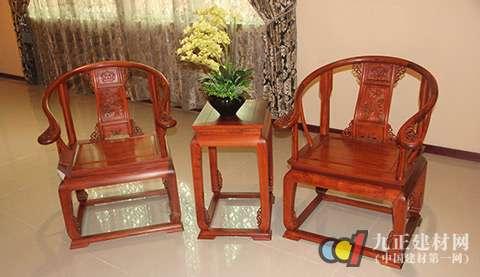 红木家具存在造假现象 购买时该如何甄别?
