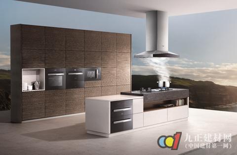 传统厨电将逐渐被嵌入式厨电所取代?