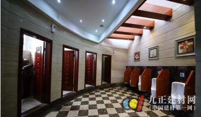 维可陶卫浴:公厕如此豪华,你家厕所还能将就吗?