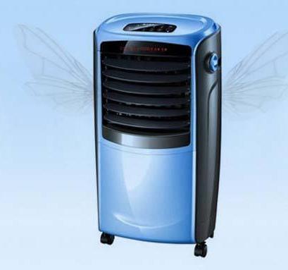 空调扇冰晶