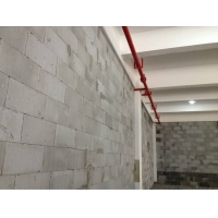 轻质砖隔墙图片3