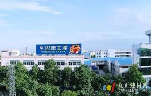 继乳胶漆产量攀新高 巴德士5.2亿南康新项目要投产了!