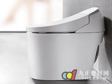 维可陶智能马桶:舒适如厕原来这么简单
