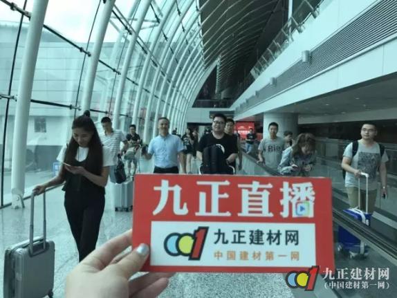 我们来了!中国建博会(广州)!