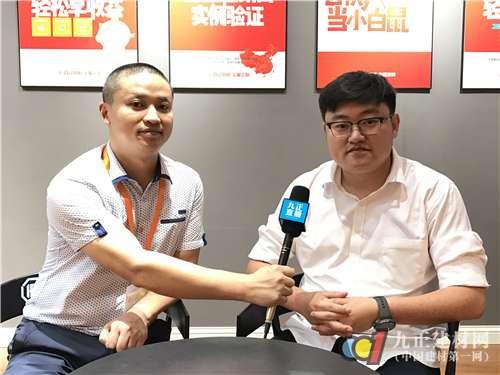 百V厨柜·全屋定制惊艳亮相2017中国建博会(广州)