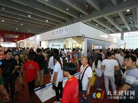 百利玛门窗亮相广州建博会,全新产品备受瞩目!