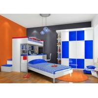 儿童房卧室衣柜装修效果图