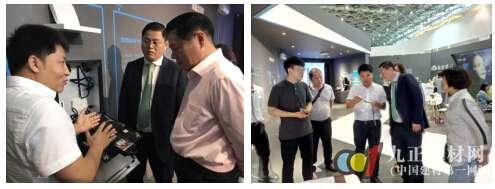 锦富技术携云方亮相首届智能家居和电商博览会