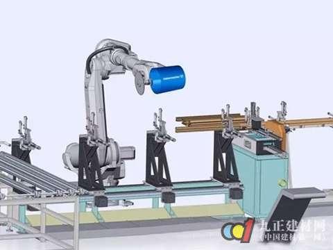 机器人来了!门窗生产成本降低70%