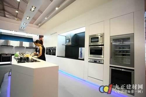 厨房大换血 嵌入式厨电离我们还有多远?