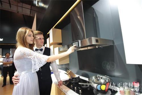物联大厨电 将引领厨电产业发展趋势