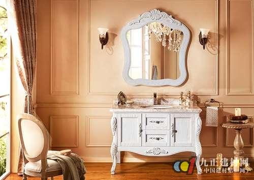 美加华浴室柜:用低调诠释奢华