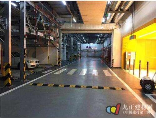 秀珀化工无溶剂环氧地坪登陆深圳第一高楼 铸就建筑地坪经典