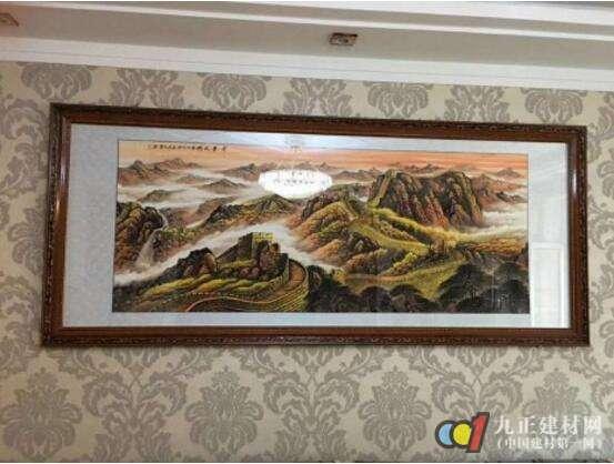 沙发背景墙挂什么画好?好看的沙发背景墙挂画精选