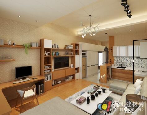 伊米兰格:单身公寓,独居者的梦想天地