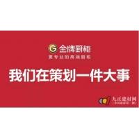 聚焦丨清华大学研究院联袂金牌厨柜出台最新的中国厨房新标准