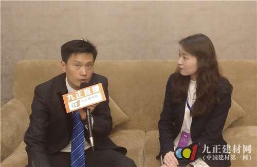 首届西部家居产业领袖峰会:专访居家通营销总经理陈静锋