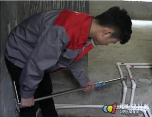 日丰焊接检测杆研发运用,推动管道售后的小革命