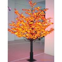 LED树灯/LED景观灯/LED枫叶树灯/变色发光树