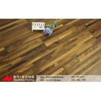 供应多层多拼黑胡桃复合地板环保家装主材