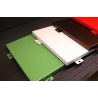 铝单板 平整 高强度 色彩丰富