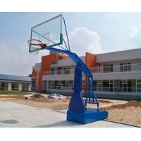 仿液压篮球架 学校操场篮球架  运动场地篮球架的供应