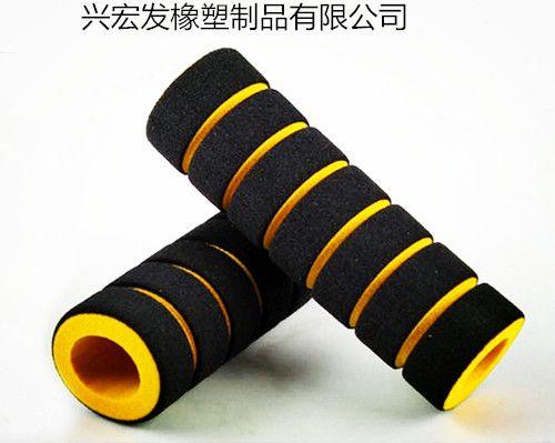 (专业供应各种)保温发泡管【 海绵把套】运动器材海绵
