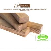 俄罗斯樟子松防腐木定尺加工
