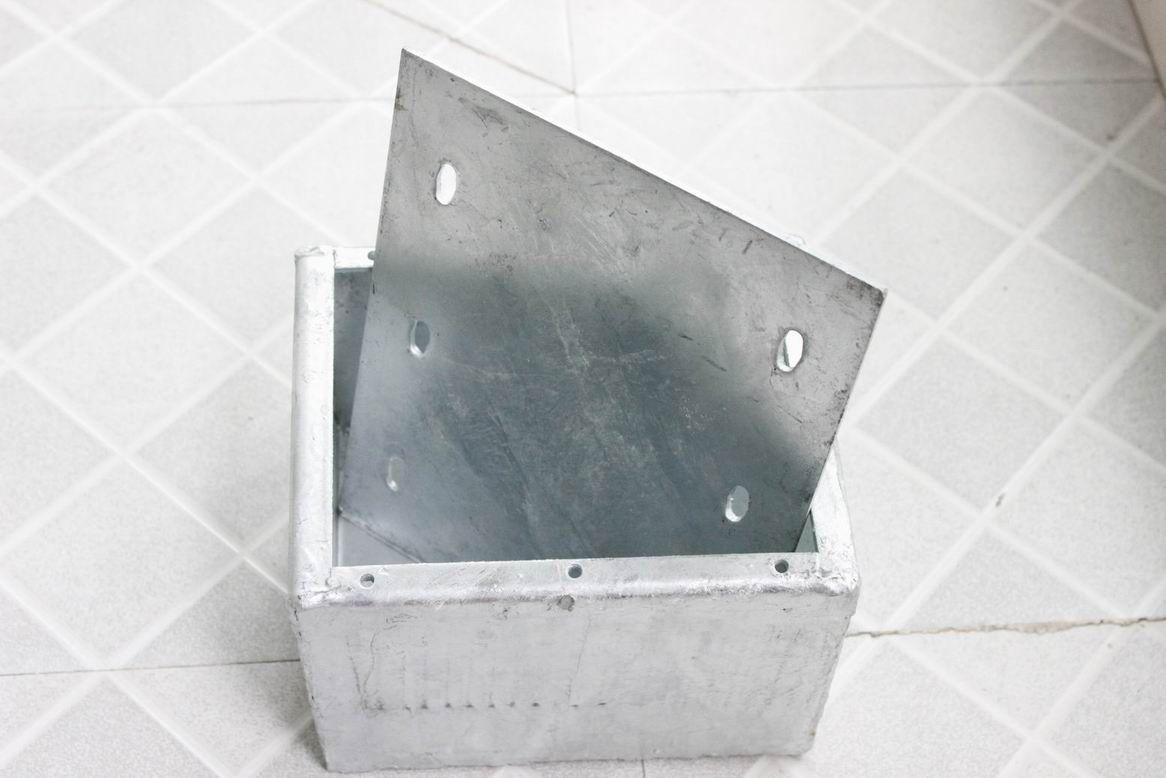供应安徽人防办产品安徽人防密闭接线盒热镀锌防护