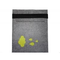 新款时尚手提电脑包 环保羊毛毡平板保护套 镂空图案多尺寸内胆