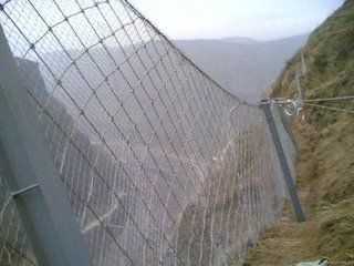 山体防护网,柔性防护网
