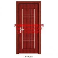 天利雅生产优质钢木门