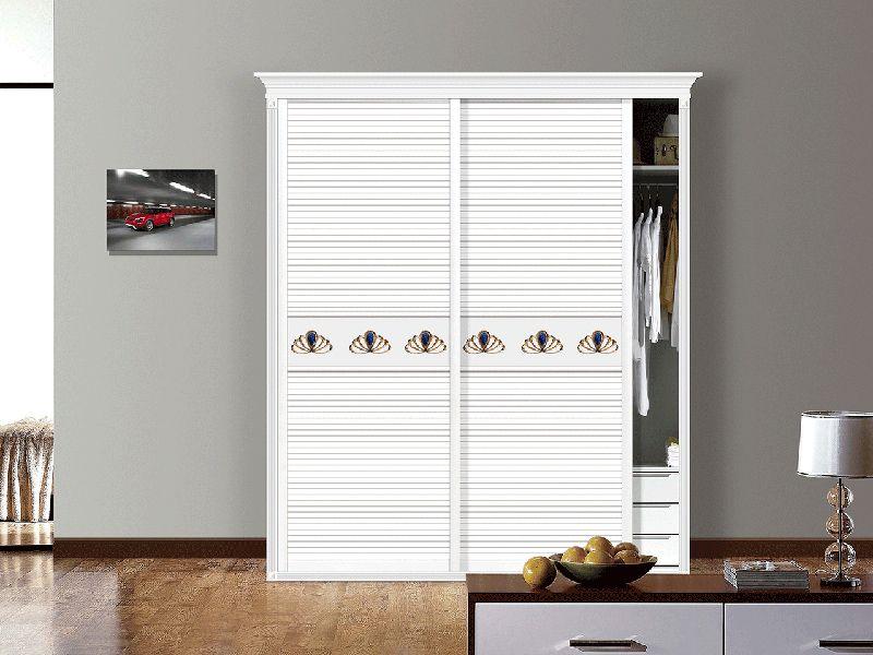 白马王子家居-板材衣柜门系列
