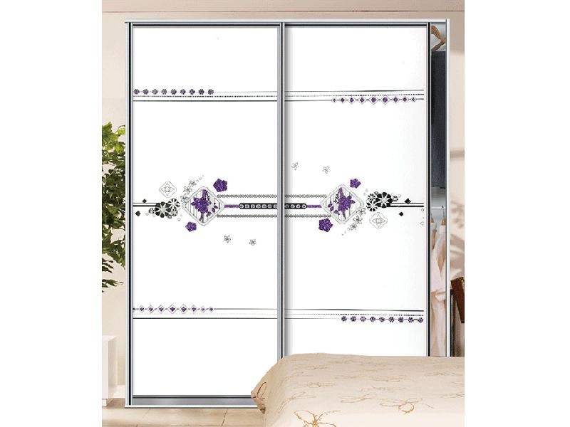 白马王子家居-V晶板衣柜门系列