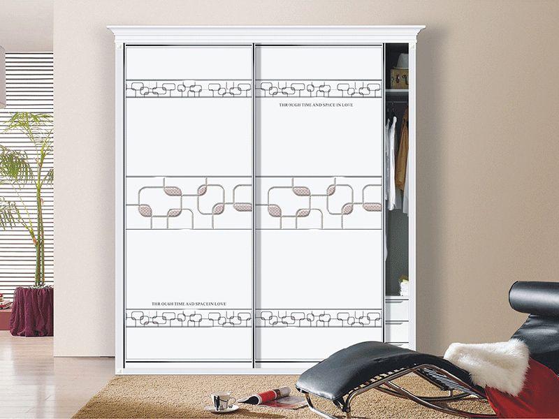 白马王子家居-UV彩绘衣柜门系列