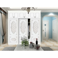 白马王子家居-吸塑衣柜门系列