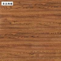 圣达地板栎木实木地板波浪纹顿河新月地板